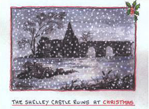 ard - Shelley Castle Rtyns at Christmas