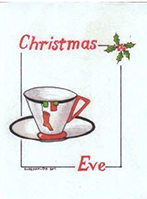 Christmas Eve - card